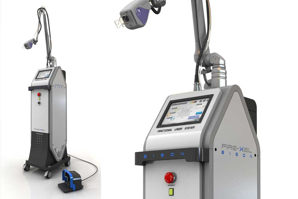 PurScan II Co2 Lasersystem